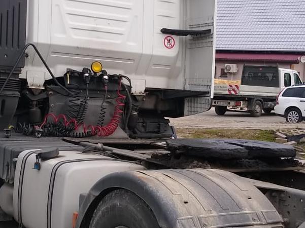 ciągnik ciężarówki
